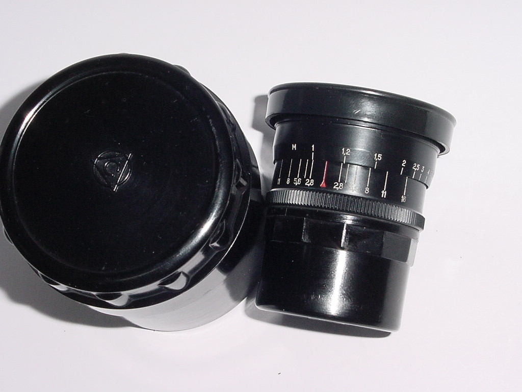 JUPITER 12 35mm F/2.8  M39 Screw Mount Lens For CONTAX II III AND KIEV RF