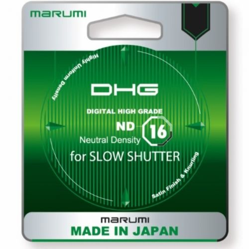 Marumi 37mm DHG ND16 Neutral Density Filter