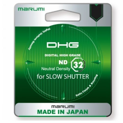 Marumi 72mm DHG ND32 Neutral Density Filter