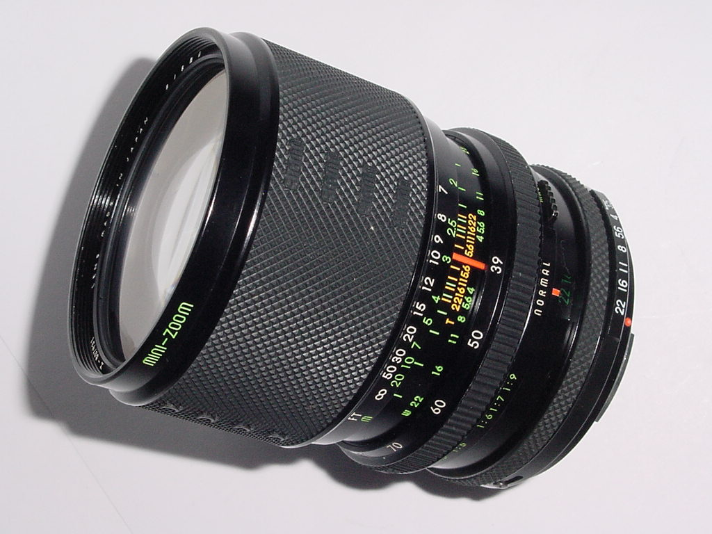 Pentax K Fit Sigma 39-80mm F/3.5 Multi Coated Manual Focus Zoom Lens