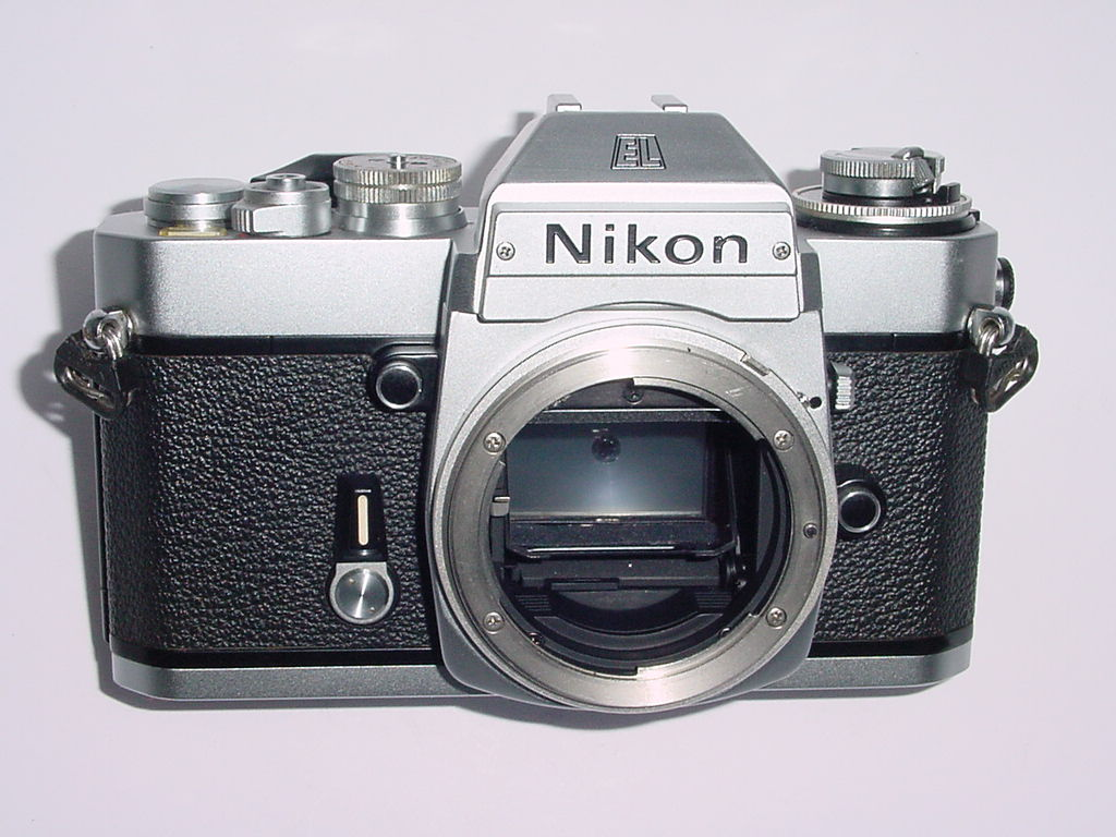Nikon EL2 35mm Film SLR Manual Camera Body