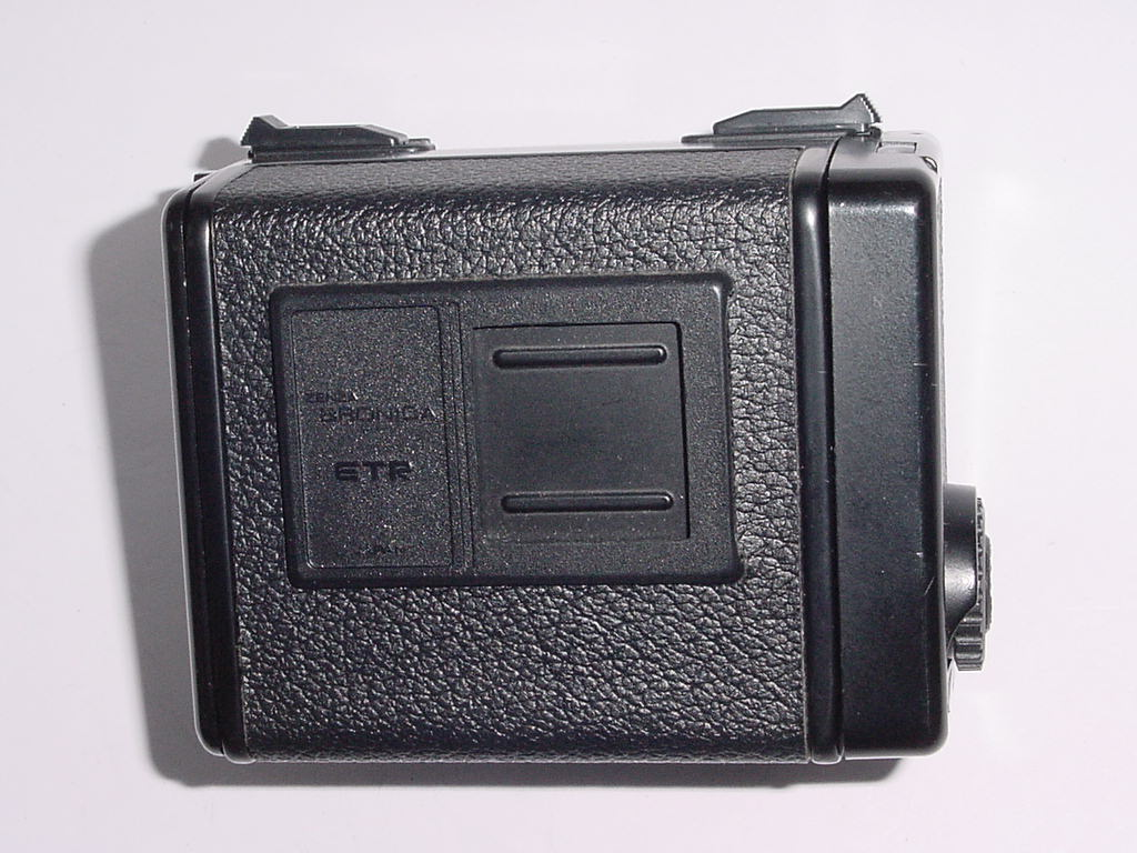Zenza Bronica ETR 120 FILM BACK for ETRS ETRSi