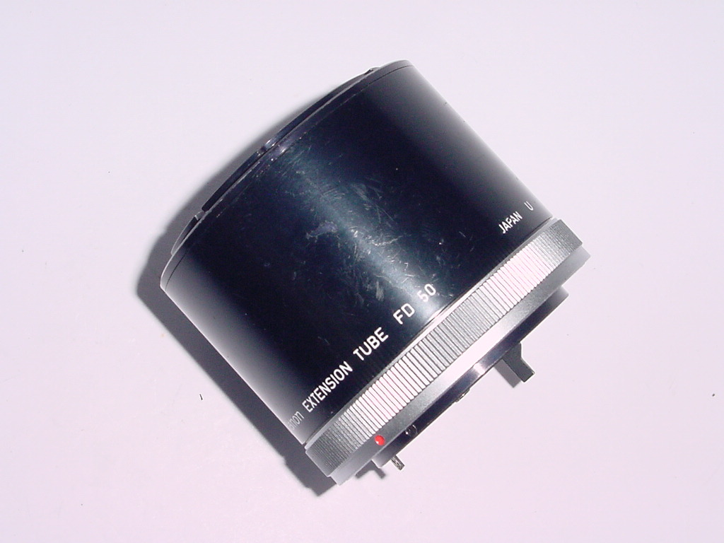 Canon Extension Tube FD 50