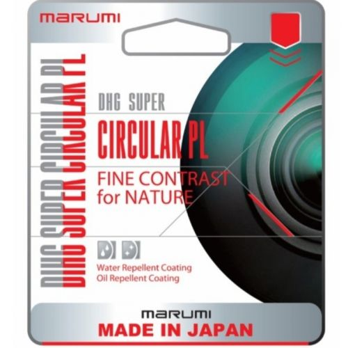 Marumi 105mm DHG Super Circular Polarising Filter