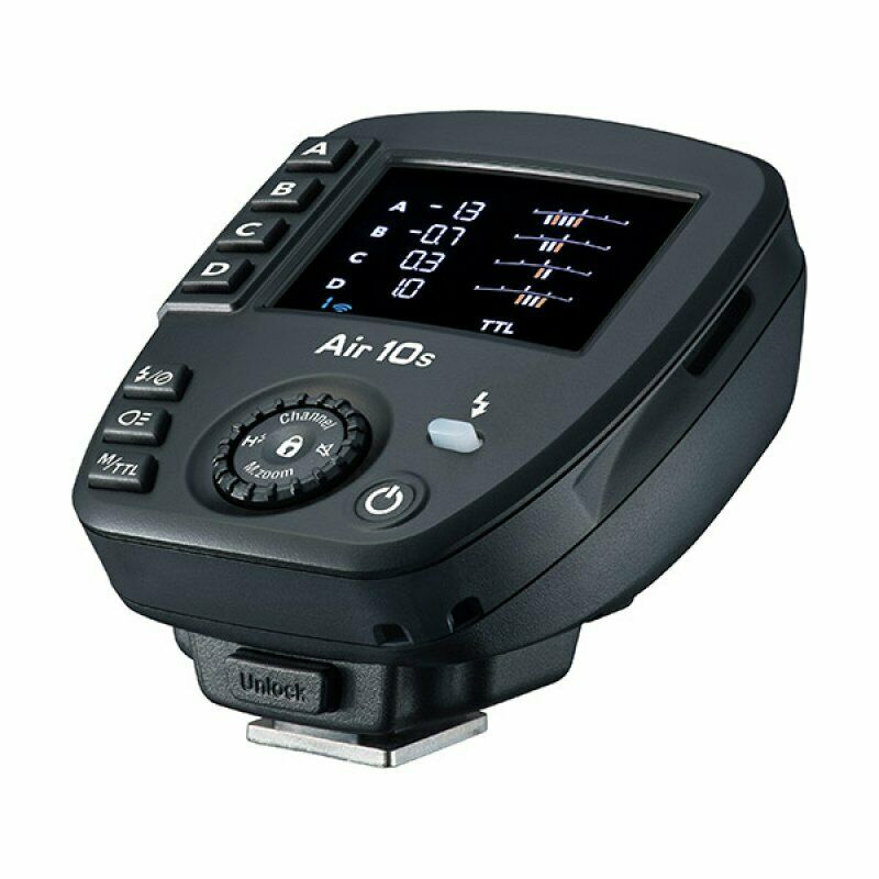 Nissin Air 10s Wireless TTL Commander For Nikon