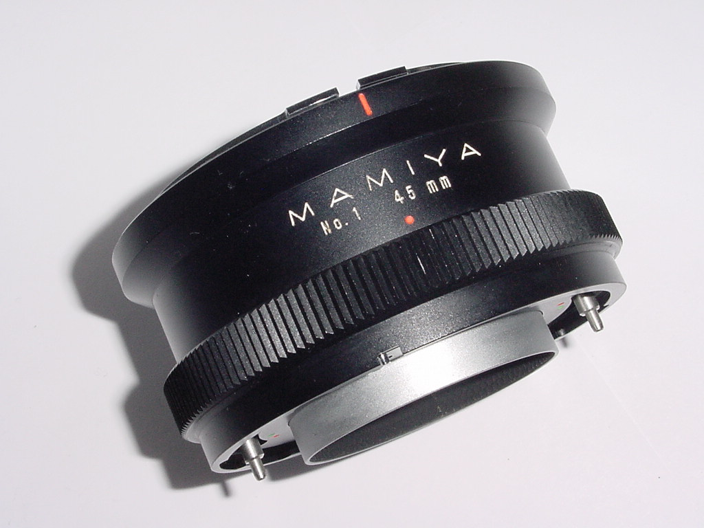 Mamiya RB67 No. 1 45mm Extension Tube