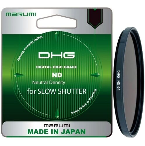 Marumi 62mm DHG ND64 Neutral Density Filter