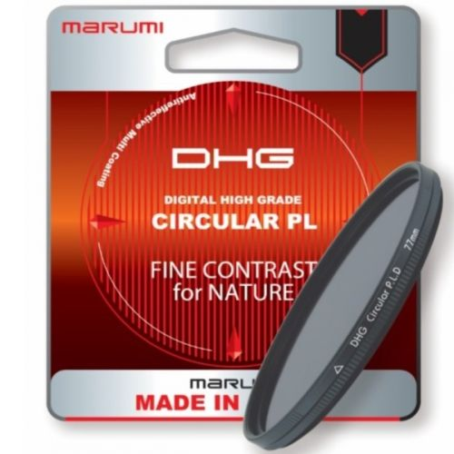 Marumi 37mm DHG Circular Polarising Filter